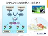 NETGEAR ReadyNAS为电力学院建数据存储
