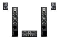次世代影院音频 惠威RM600+HT影音系统