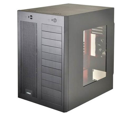 有容乃大 联力推出PC-D666双系统机箱