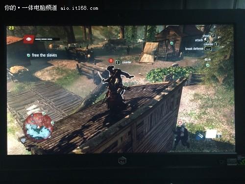 X7的游戏测试表现
