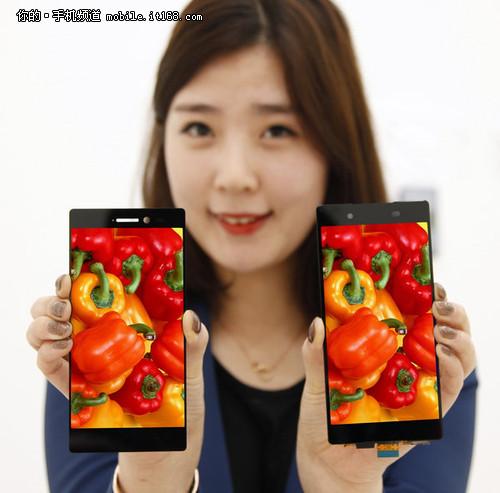 5.3寸LG屏 中兴无边框手机谍照