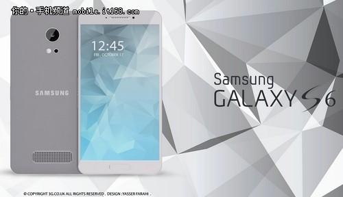 三面屏幕 三星S6或于MWC正式发布
