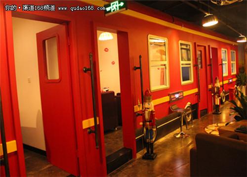 冠旭联盟携手紫竹网咖打造顶级网咖图片