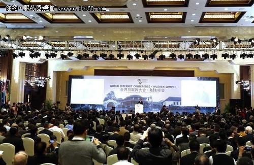 最强源动力 浪潮参加世界互联网大会