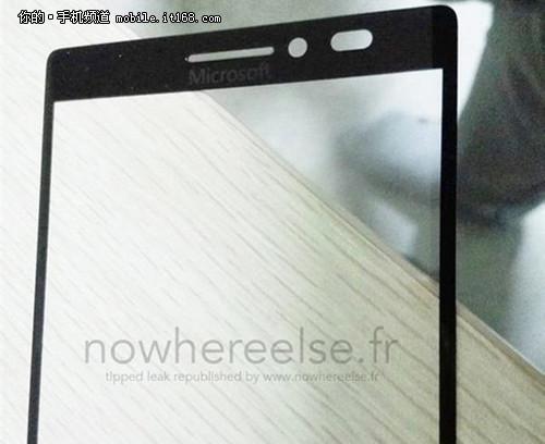 微软Lumia新机泄露 配5.7寸大屏