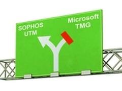 史上最强匹配:Sophos UTM替换微软TMG