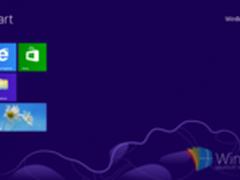剩吉利数字 Windows 8 Build 8888泄露