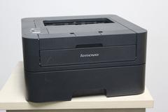 双面打印提升效率 联想LJ2605D激打测试