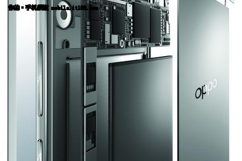 利用单面布板 OPPO R5冰巢散热系统解析