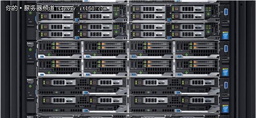 戴尔推出新一代PowerEdge FX2融合构架