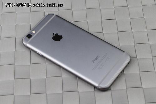 每日行情:iPhone6深空灰128G仅6488元