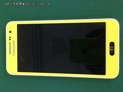 三星Galaxy S6荧光黄版新机曝光