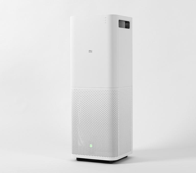 小米推出智能空气净化器 售价仅899元