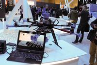2015 CES 英特尔展示360度全景拍摄方案
