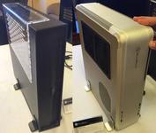 双槽显卡+侧透 银欣展示RVZ02迷你机箱