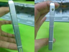 金属边框+超薄机身 疑是小米5外观曝光