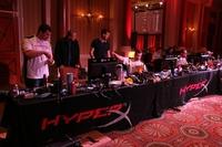 HyperX超频争霸 金士顿闪耀美国CES2015
