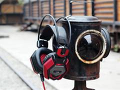 魅力无限 西伯利亚V6网吧耳机美图鉴赏