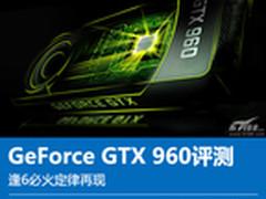 逢6必火定律再现 GeForce GTX 960评测