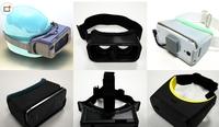 三星晒Gear VR原型机 10年前就开始研发