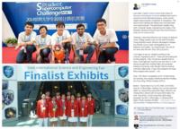 新加坡总理关注ASC世界大学生超算竞赛