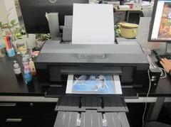 因为品质选择 爱普生墨仓式L1300打印机