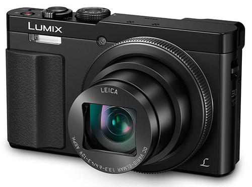 CES快报 松下发布5款Lumix小型数码相机