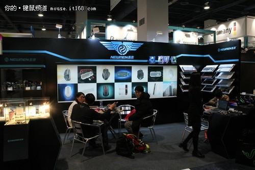 新贵参展CES2015 共铸全球顶级科技盛宴