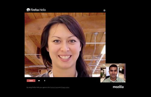 视频通话_firefox 35新版加入hello视频通话功能
