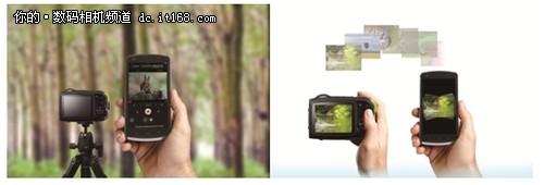 FinePix XP80全天候拍摄及分享运动相机