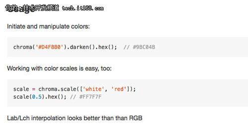 开发者必备的15个实用Javascript库