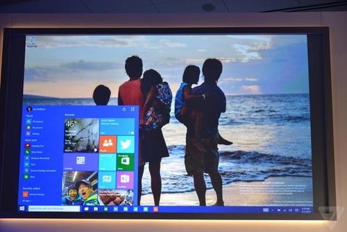 Windows 10发布 你不可不了解的7大改变