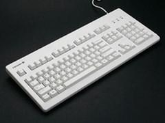 打字神器 樱桃G80白色青轴键盘仅699元