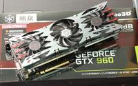超高性价比 GTX960冰龙1599元送鼠标垫