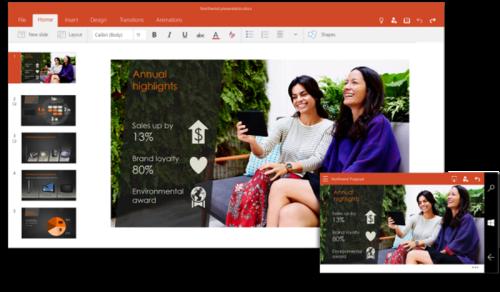 Windows 10技术预览版已可用最新Office