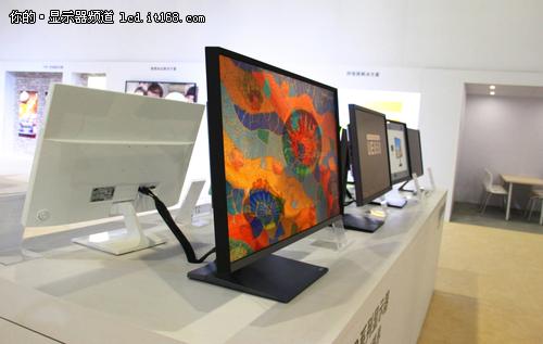 三星全新系列显示器 亮相2015三星论坛