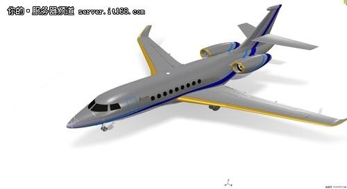 飞机 模型 500_273