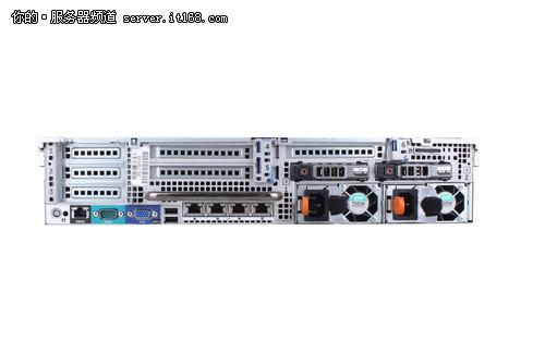 戴尔R730xd服务器外观介绍