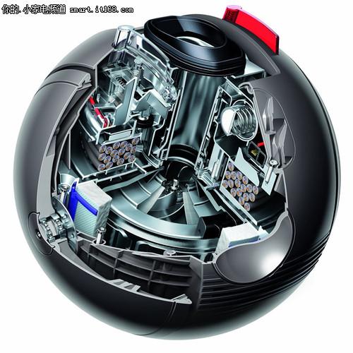 戴森DC52圆筒式吸尘器评测-外包装