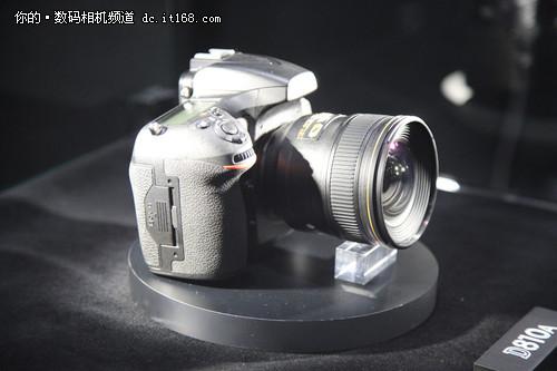 2015年CP+ 尼康新品D810A、D5500看真机