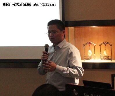 云智慧CEO殷晋:APM创见商业未来