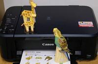 新学年新启航 佳能学生打印机免费试用