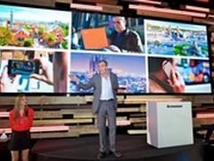 直击MWC,4G 版ThinkPad 8亮相巴塞罗那