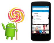 谷歌发布Android 5.1新增防盗等新功能