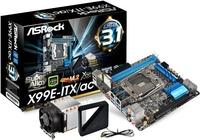 最强小钢炮 华擎推出X99E-ITX/ac主板