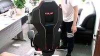 20分钟搞定 宜博C301电竞椅安装示范