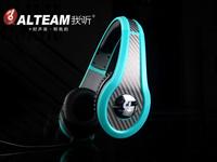 ALTEAM我听新款3D背光电竞耳机天猫开售