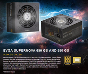 新方案新特性 EVGA发布全模组金牌电源