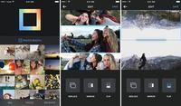 Instagram推出了新的免费App――Layout