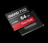 闪迪iNAND 7132助移动设备实现高端成像